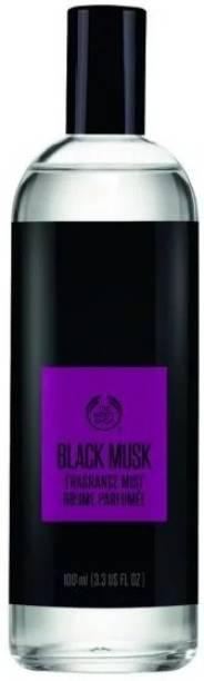 THE BODY SHOP Black Musk Fragrance Mist Perfume  -  100 ml