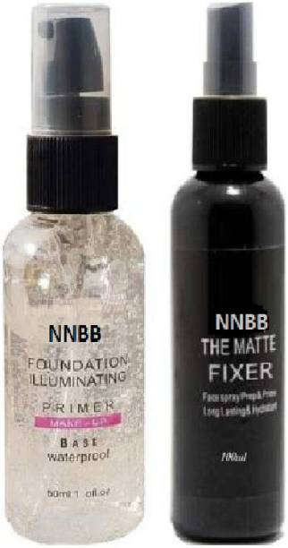 nnbb MAKE UP FIXER Primer  - 30 ml