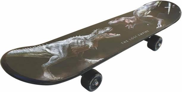Jaspo Hurricane Jurrasic Addication Skateboard 6 inch x 3 inch Skateboard