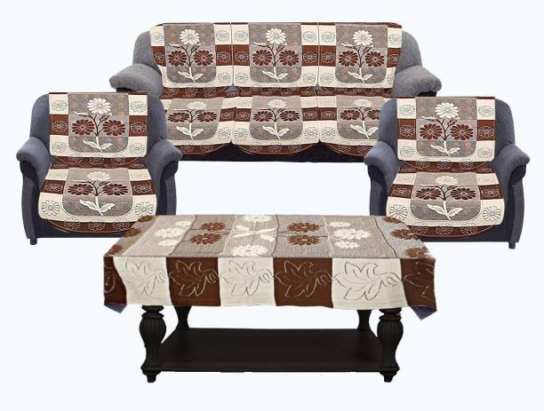 Dakshya Industries Cotton Sofa Cover