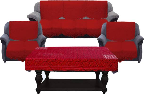 KUBER INDUSTRIES Cotton Sofa Cover