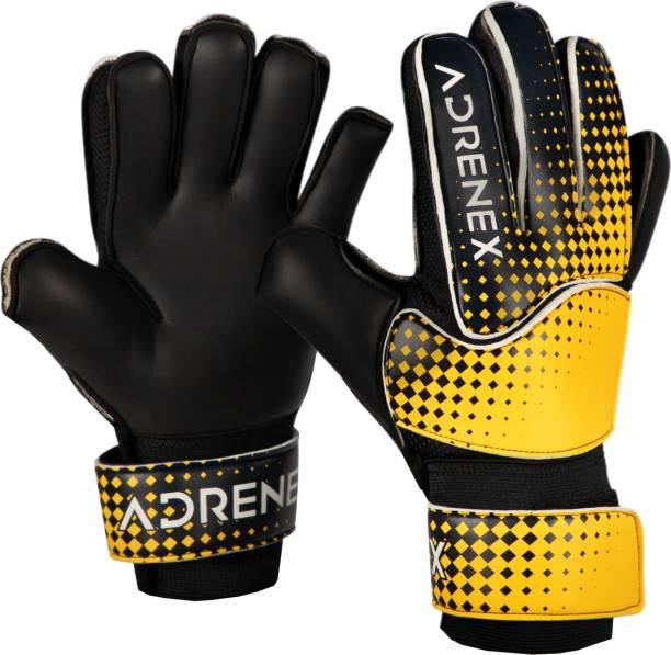 Adrenex by Flipkart Premium Football Goal Keeping Gloves with Velcro Goalkeeping Gloves