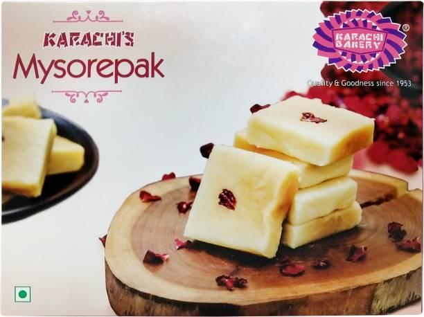 Karachi Bakery Milk Mysore Pak Box