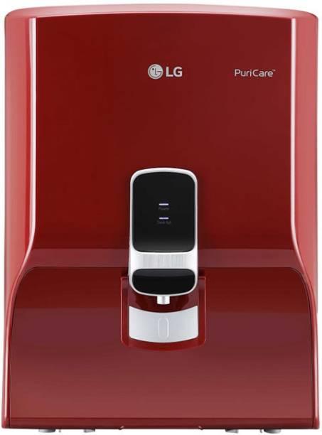 LG WW140NPR+MINERAL BOOSTER 8 L RO Water Purifier