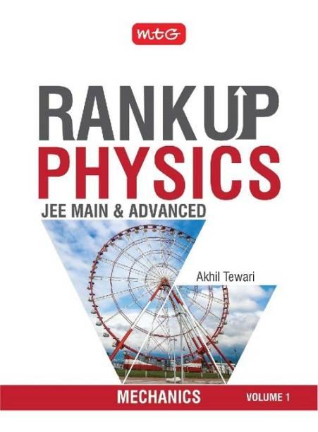 Rank Up Physics JEE Main & Advanced Mechanics Volume - 1