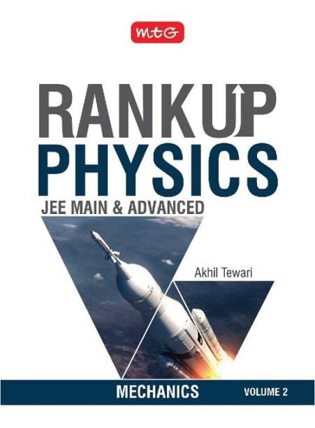 Rank Up Physics JEE Main & Advanced Mechanics Volume - 2