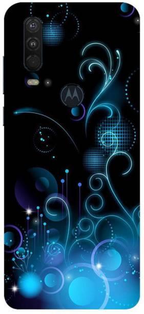 Mitvaa Back Cover for Motorola One Action