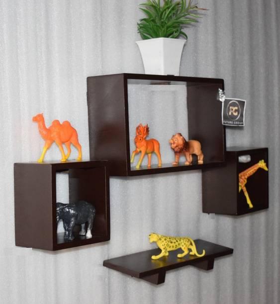 FUTURE GENERATION V GROUP Engineered Wood Display Unit