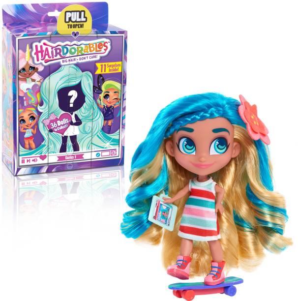 Hairdorables Dolls Dolls Just Play Dolls