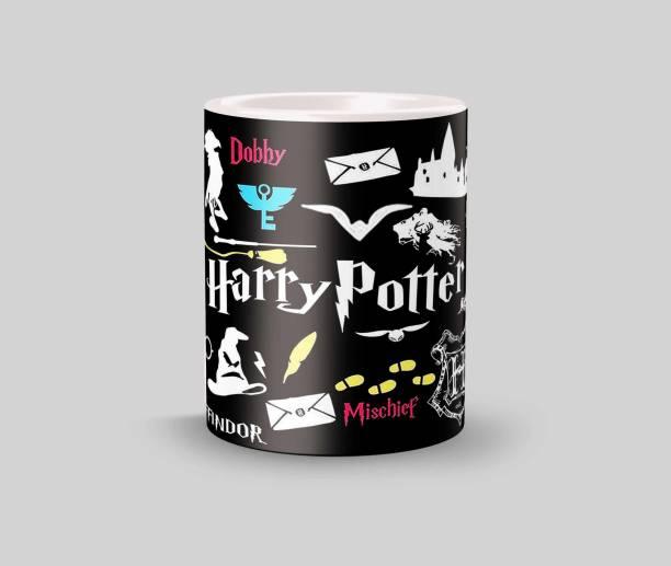 ECFAK Harry Potter: Doodle E004 Ceramic Coffee Mug