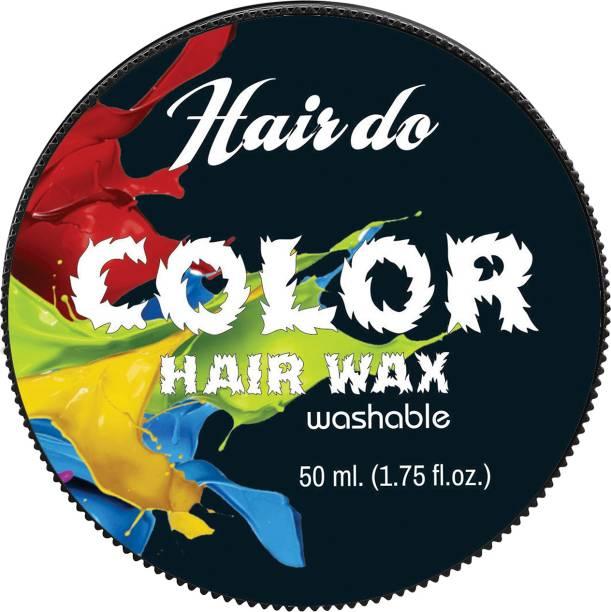 hairdo Hair , white color