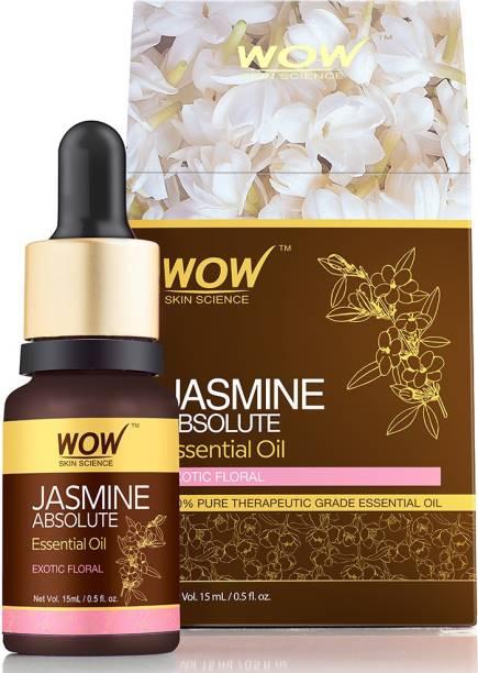WOW SKIN SCIENCE Jasmine Absolute Essential Oil - 15 mL