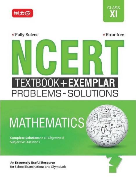 Ncert Text Book + Exemplar Problems - Solutions Mathematics Class 11