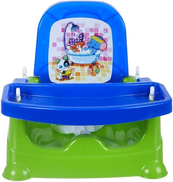 NHR Feeding Chair, Baby high Chair, Baby high Chair, Car Seat (Green)