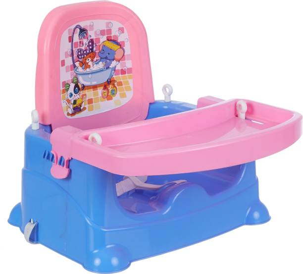 NHR Feeding Chair, Baby high Chair, Baby high Chair, Car Seat (Blue)