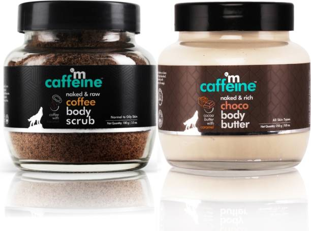 MCaffeine Body Polishing Kit