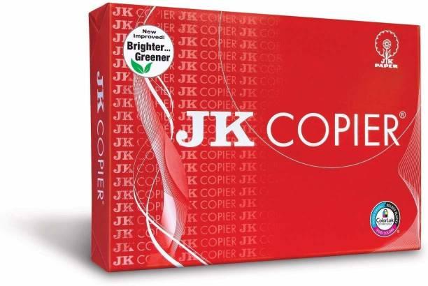 JK A4 Xerox paper-A4 Printer Paper [red] UNRULE A4 75 gsm Copy Paper