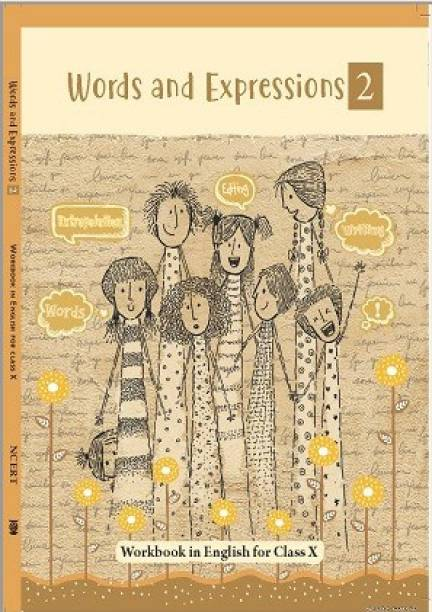 NCERT Words And Expressions English Workbook Class 10