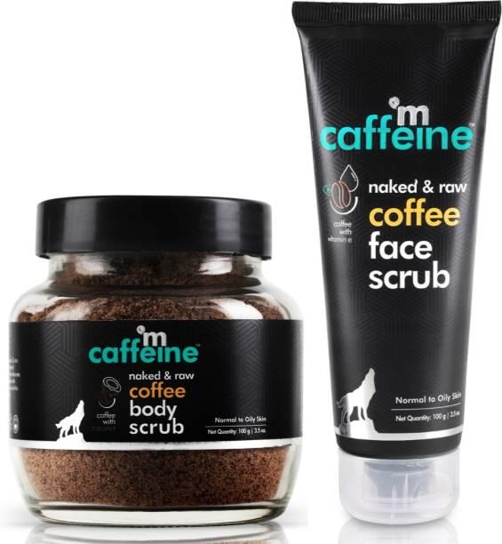 MCaffeine Coffee Exfoliation & Tan Removal Combo Scrub