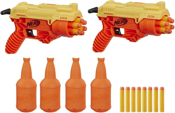 Nerf ALPHA STRIKE COBRA RC 6 DUAL TARGET Guns & Darts
