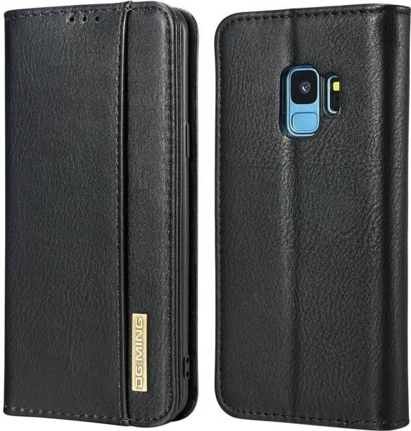 Cubix Flip Cover for Samsung Galaxy S9