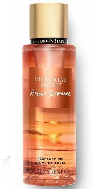 Victoria's Secret Amber Romance Fragrance Body Mist  -  For Women