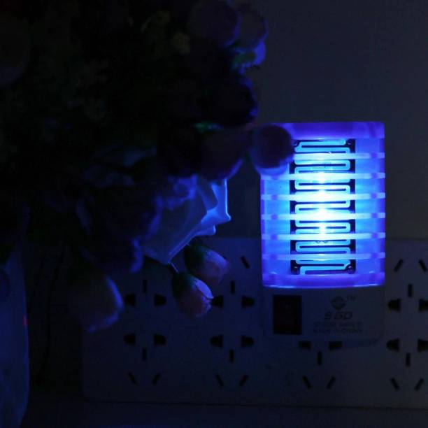 Aryshaa Electronic Insect & Power Killer With Night Lamp in Multi color(Pack of 1) Electric Insect Killer