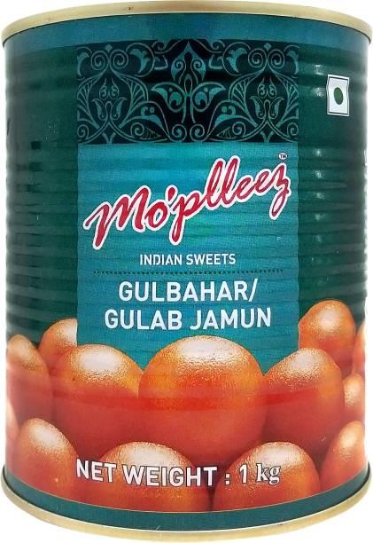 Mo'plleez Gulab Jamun Tin