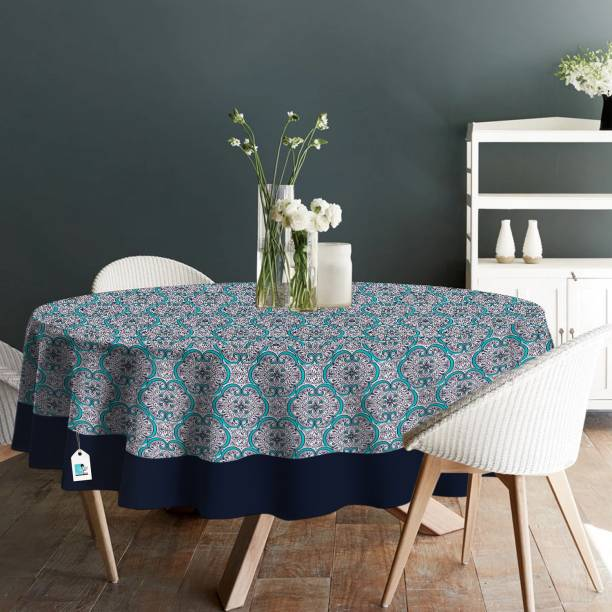 DECOTREE Abstract 4 Seater Table Cover