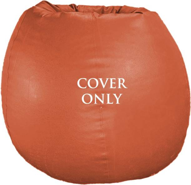 Phenomenal Leather Bean Bag Covers Buy Leather Bean Bag Covers Online Theyellowbook Wood Chair Design Ideas Theyellowbookinfo