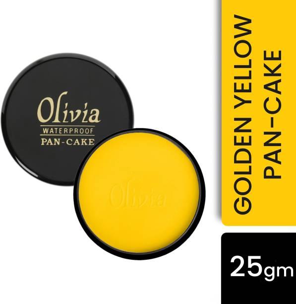 Olivia 100% Waterproof Pan Cake Concealer 25g Shade No. 21 Concealer