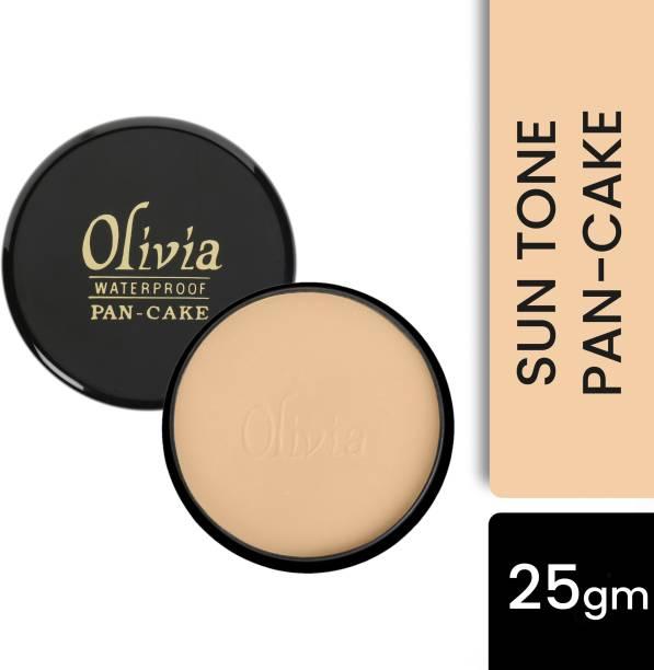 Olivia 100% Waterproof Pan Cake Concealer 25g Shade No. 27 Concealer