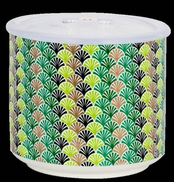 SAURA 260950-Green  - 600 ml Polypropylene Grocery Container