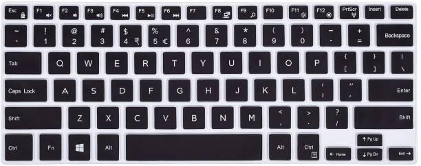 Flipkart SmartBuy Keyboard Skin for Dell Vostro 14-3445r 14-3459 V5459 5459r 14-5459 5459r 14-5468 Latitude E3450 3460 E3470 Laptop Laptop Keyboard Skin