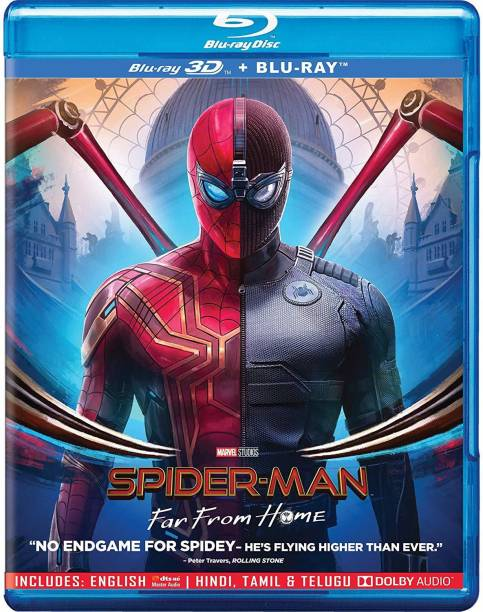 Spider-Man: Far from Home (Blu-ray 3D & Blu-ray) (2-Disc)