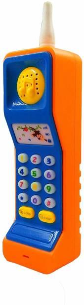 AVP Musical Little Mobile Phone Toy for Kids