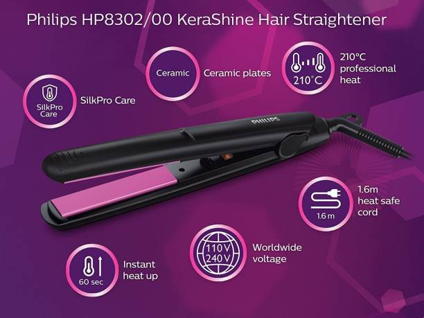 PHILIPS Alia Bhatt New Edition Hair Straightener