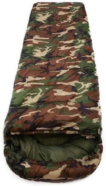 ST COMPANY Camouflage Military Waterproof Bag with Inner Blanket Sleeping Bag