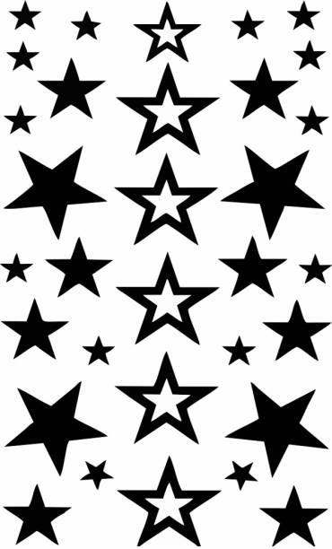 voorkoms Stars body tattoo