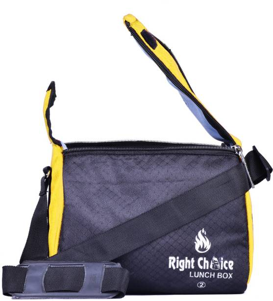 RIGHT CHOICE School and Office tiffin bags Lunch,Box` Waterproof Lunch Bag