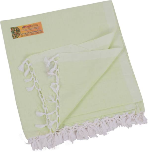 EthnicAlive Solid Double AC Blanket