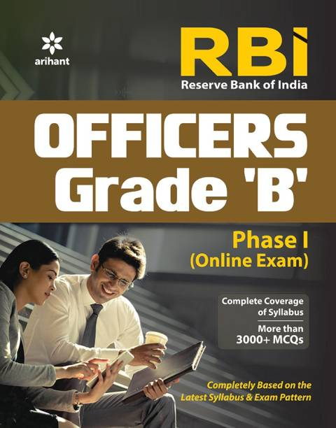 Reserve Bank of India Grade 'B' Officers Phase-1 Exam 2019
