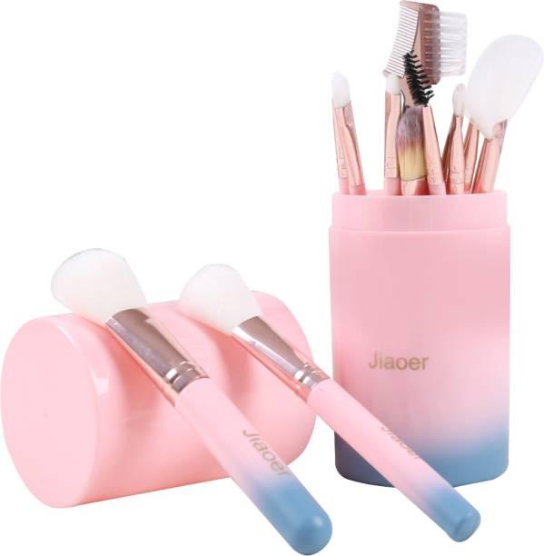JIEOER M5 Makeup Brush Set with Storage Box