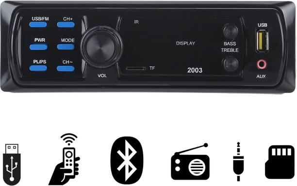 GADGET DEALS 2003 BLUETOOTH,USB,FM, SD-MMC, AUX Car Stereo