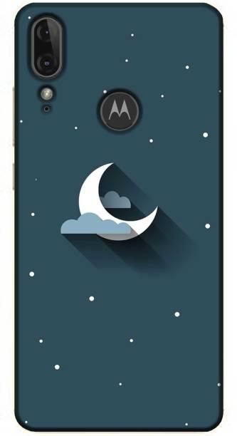TrenoSio Back Cover for Motorola e6s