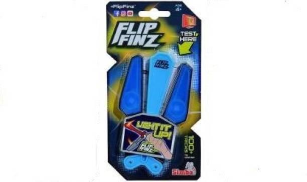 SIMBA Flip Finz Light Up Flip Finz Gag Toy