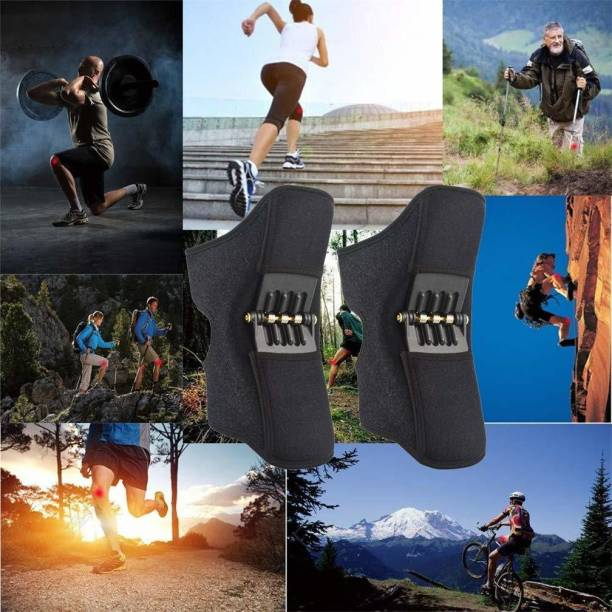 Wonder World ™ Knee Protection Booster - Knee Band Joint Support Pads Knee Support