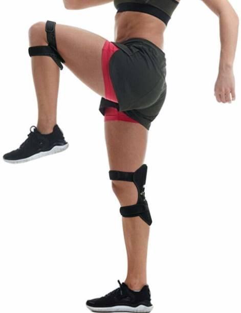 Wonder World ® Spring Knee Pad Deep Care Booster Compression Support Knee Support