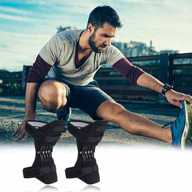 Wonder World ® Spring Knee Booster Power Knee Support Powerleg Knee Support