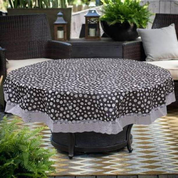 SUPERMACY Polka 6 Seater Table Cover